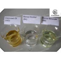 Wholesale Benzyl benzoate Pharmaceutical Intermediates Safe Organic Solvents CAS 120-51-4 from china suppliers