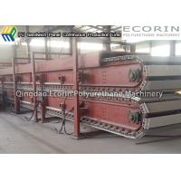 Wholesale Soft Surface Polyurethane Sandwich Panel Machinery With Wind Circulating 20°C - 60°C from china suppliers
