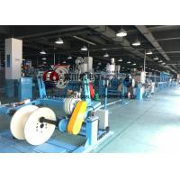 Wholesale Plastic Wire Extrusion Machine , Power Wire Insulated Sheathing For Wire Dia 5.0-20mm from china suppliers
