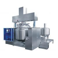 Wholesale 200L Milk / Ketchup Industrial Mixing Equipment With Double Layers Tilting from china suppliers