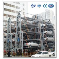 Buy cheap Vertical Rotary Mechanical Car Parking System from wholesalers