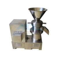 Wholesale Stainless Steel Chemical Industry Food Dairy Cosmetics Paint Laboratory Peanut Butter Walnut Grinder Colloid Mill from china suppliers