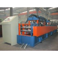 Wholesale Metal 440V Stud and Track Roll Forming Machine Mitsubishi PLC , Plated With Chrome from china suppliers