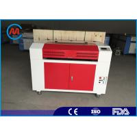 Wholesale Digital CO2 Laser Engraving Machine , High Speed Leather Laser Engraver from china suppliers