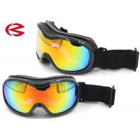 Wholesale Black TPU Frame Snowboard Ski Goggles Fogging Lens For Winter Sport Wear from china suppliers