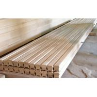 Wholesale Solid wood stair parts solid wood stair handrails from china suppliers