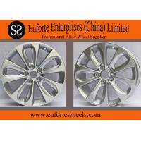 Wholesale 17inch Korean OEM Wheel Hyper Silver Aluminum Alloy Lightweight Car Wheels from china suppliers