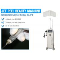 Wholesale Skin Beauty Oxygen Jet Peel Machine With Diamond Dermabrasion Four In One Ozone Output from china suppliers