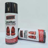 Wholesale 390g Waterproof Spray Paint Leather / Carpet / Vinyl / Hard Plastic Refinisher from china suppliers