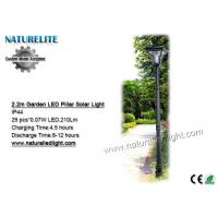 Wholesale 29 pcs  Solar Led Lights , Garden LED Pillar Light  Square Lamp Head from china suppliers