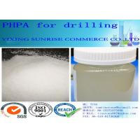China Blufloc PHPA Drilling Oil Well Drilling Chemicals Partially Hydrolyzed Polyacrylamide on sale