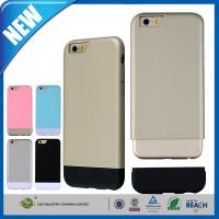 Wholesale Slider Hard iPhone 6 Protective Cases Soft Interior with Vibrant Trendy Color from china suppliers