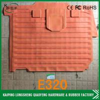 Wholesale EX200-2/3 Excavator Spare Parts Pickup Floor Mats Catepillar Rubber Carpet from china suppliers