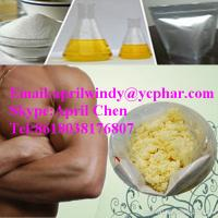 Wholesale yellow Top Muscles Enhance Steroid  Powder Methyltrienolone CAS 965-93-5 from china suppliers
