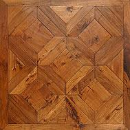 Wholesale American Hickory Vienna pattern parquet flooring from china suppliers
