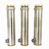 Wholesale Electronic Cigarettes, Complete Stainless Steel eGo VPTS Mod with Large 6.0ml Vivo Nova from china suppliers