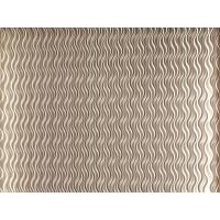 Wholesale PVD coating colored Circular Brushed Steel Sheet, Stainless Steel Decoration Plate from china suppliers