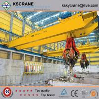 Wholesale Grab Double Girder Overhead Crane from china suppliers
