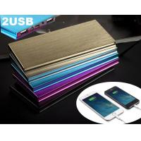 Wholesale Multi Function Small Dual Port Power Bank 12000 mAh Fashionable from china suppliers