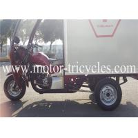 Wholesale Closed Box Cargo Heavy Duty Tricycle Three Wheel Motorbikes With 12V 9A Battery from china suppliers