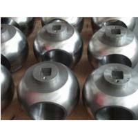 Wholesale AISI 4130 API 6A (34CrMo4,SCM430,1.7220) Forged/Forging Alloy Steel Valve Balls from china suppliers