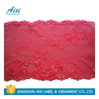 Wholesale Stretch Lace Nylon Embroidery Lace Fabric Spandex Lycra Lace Fabric from china suppliers