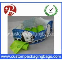 Quality Customized Logo Printed Safety Food Grade Plastic Ziplock Bag For Pet Food for sale