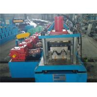 Wholesale Low Noise Two Waves Guardrail Roll Forming Machine With Simple Structure from china suppliers