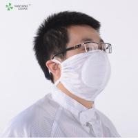 Wholesale Unisex Food Processing Accessories , Surgical Dust Free 3d Face Mask from china suppliers