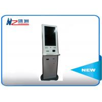 Wholesale Anti - vandal utility Bill payment kiosk touch screen all in one cash acceptor machine from china suppliers