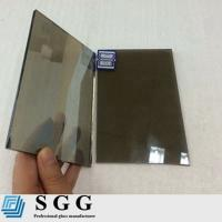 Wholesale Euro Gray Reflective glass 4mm 5mm 5.5mm 6mm 8mm 10mm 12mm from china suppliers