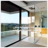 Buy cheap Clear/Frosted/Etched/Sandblast/Printed Glass Partitions for room dividers from wholesalers