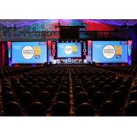 Wholesale HD P4 Indoor LED Screen Rental Stage Led Advertisement Display IP43 from china suppliers