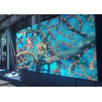 Wholesale Electronic Outdoor LED Screen Hire , 1R1G1B Oval 346 Waterproof LED Display from china suppliers