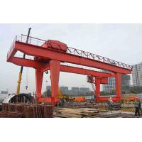Wholesale Double Girder Gantry Crane Electric Runway Traveling Overhead Gantry Crane from china suppliers
