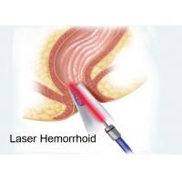 Wholesale Hemorrhoid Treatment Laser Machine Faster Recovery 980nm Wavelength from china suppliers