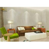 Wholesale Villa Seamless Interior Protective Wall Coverings Fabric With Bamboo Charcoal Layer from china suppliers