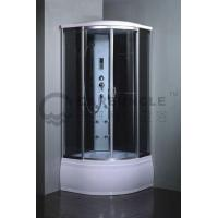 Deep Tray With Total Seats Shower Cabin Steam Shower Room