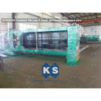 Wholesale Hexagonal Wire Netting Weaving Machine Gabion Production Line With Overload Protect Clutch from china suppliers