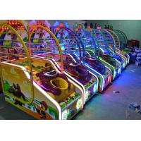 Wholesale Coin Pusher Playground Electronic Basketball Arcade Game Machine for Amusement Park from china suppliers
