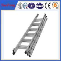 Wholesale Aluminium price per kg aluminium extension ladder,household aluminium ladder price from china suppliers