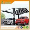Buy cheap 550 X 600 X 230CM White Color Easy DIY Polycarbonate & Aluminum Carport from wholesalers