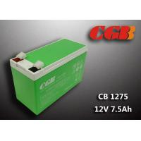 Wholesale 12V 7.5Ah Rechargeable Lead Acid Battery Emergency Light Recycle Lead Acid Batteries from china suppliers