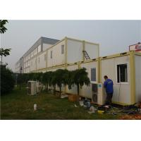 Quality Environmental Friendly Prefab Container House for Office for sale