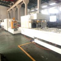 Wholesale 26KW Heating Power PVC Pipe Extrusion Line Automatic PVC Tube Pipe Expanding Machine from china suppliers