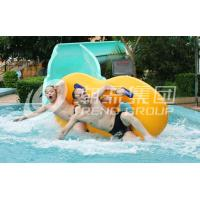 Quality FPR Water Park Rides With 10.8m Platform Height OEM Giant Water Park Attraction for sale