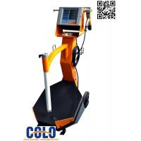 Wholesale Vibratory Box Feed Electrostatic manual powder coating equipment from china suppliers