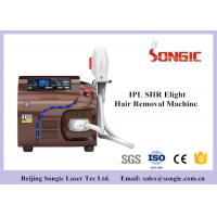 IPL SHR Hair Removal machine vascular & pigmentatin removal machine