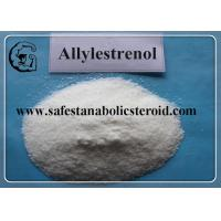 Wholesale Highly Effective Natural Progesterone Hormone Allylestrenol 432-60-0 for Protecting Pregnant Woman from china suppliers