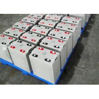Wholesale Solar Power Battery Sealed Lead Acid Battery 600ah No Corrosive Long Service Life from china suppliers